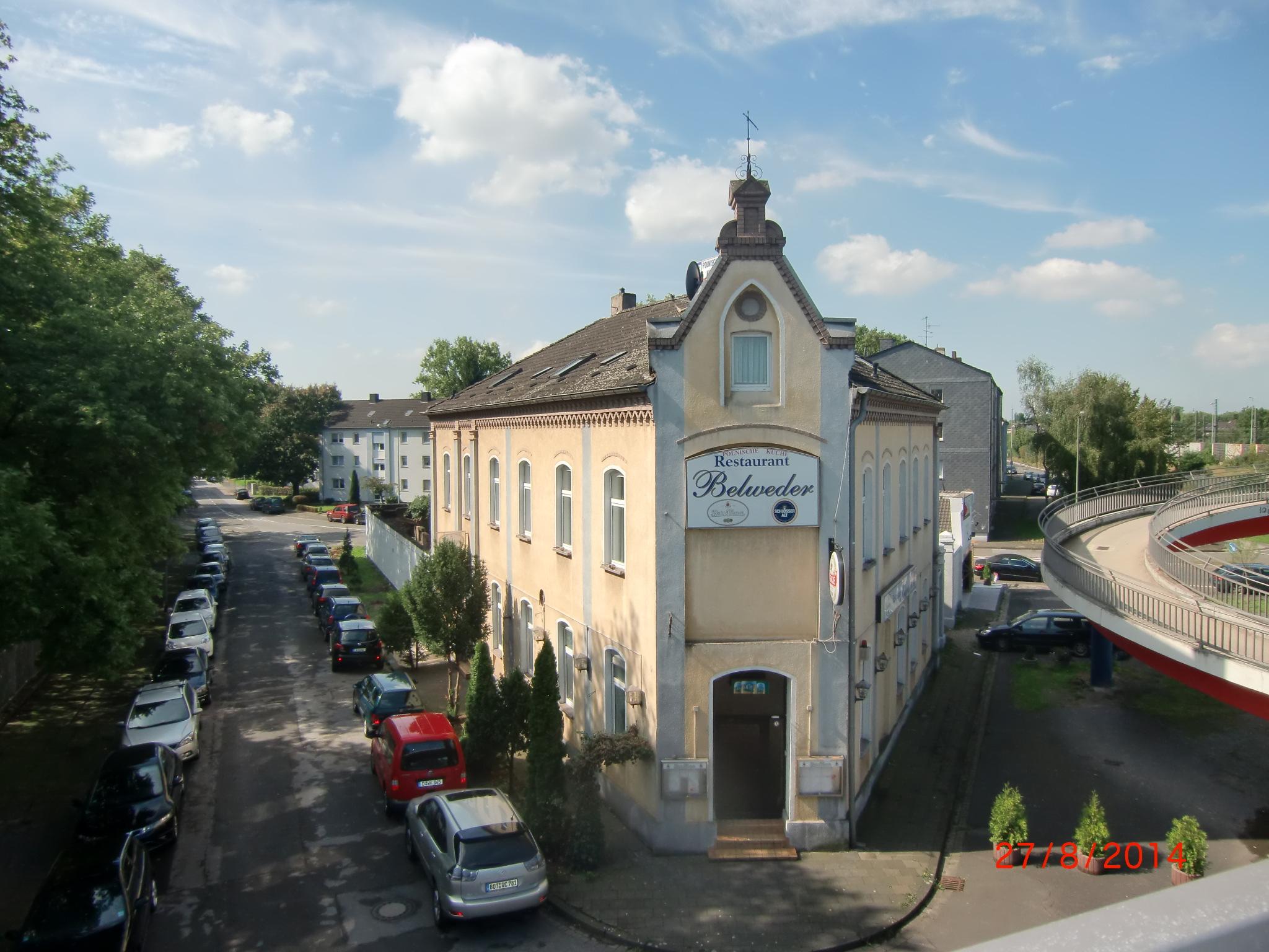 """Restaurant """"Belwedere"""", Kronprinzenstraße, 47229 Duisburg"""