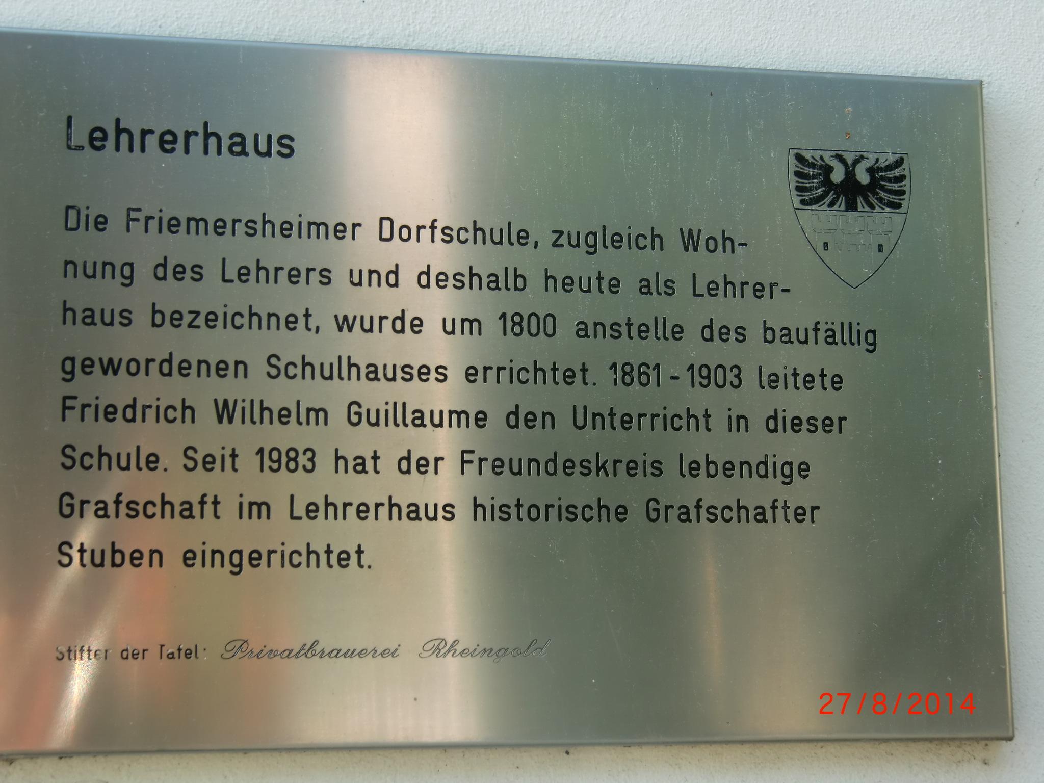 CIMG0285 Dorf Friemersheim